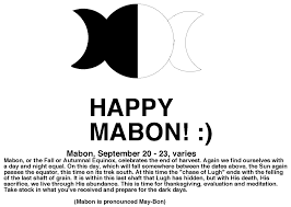 thanksgiving pagan holiday very good description explanation of mabon wicca pinterest