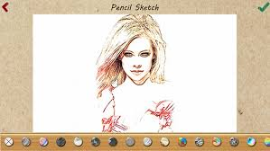pencil sketch collage photo effect editor free free download for