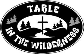table in the wilderness table in the wilderness home facebook