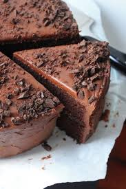chocolate cake w chocolate fudge frosting chocolate cakes