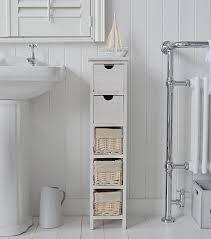 Bathroom Slimline Storage Tower by Thin Bathroom Cabinet Simple Home Design Ideas Academiaeb Com