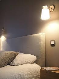 hauteur applique murale chambre applique chambre adulte applique murale avec liseuse en mactal et