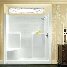 Showers Without Glass Doors Showers Bathroom Bathroom Walk Showers Without Doors Easywash Club