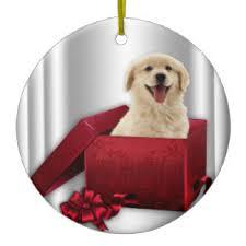 golden retriever ornaments keepsake ornaments zazzle