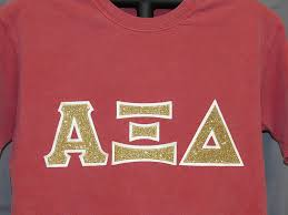 sorority letters shirt crimson shirt in various styles and sizes
