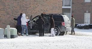 vehicle strikes apartment local news effinghamdailynews com