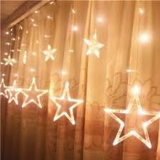 New Year Decorations Buy by 220v Curtain Star String Lights Christmas New Year Decoration