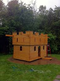 kids castle play set by north country sheds stittsville on