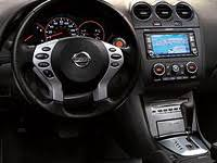 1999 Nissan Altima Interior 2007 Nissan Altima New Car Test Drive Road U0026 Travel Magazine