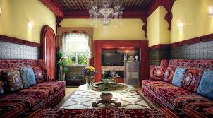 room moroccan inspired living room home design image