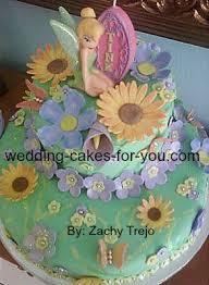 tinkerbell cakes tinker bell cake