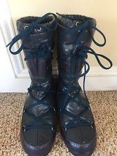 womens moon boots size 9 moon boots ebay