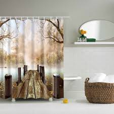 country style shower curtain promotion shop for promotional