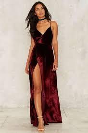 Red And Black Party Dresses Best 25 Velvet Dresses Ideas On Pinterest Red Velvet Dress