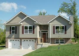 split level house plans attractive split level home plan 75005dd architectural designs