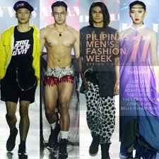 overdrive pilipinas men u0027s fashion week spring summer 2017