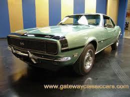 camaro ss 1964 1968 chevrolet camaro gateway cars 4442