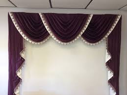 How To Hang Curtain Swags by Ultimate Swag Patterns By Factory Direct Youtube