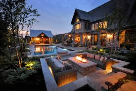 Outdoor Living Areas Images by Exterior Design Stunning Design For Transitional Patio Perfected