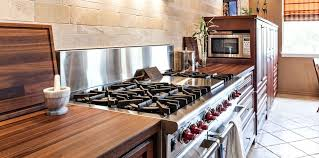 Wood Countertops Kitchen by Custom Wood Countertop Options Finishes