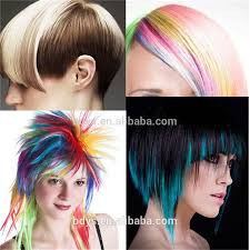 new fast temporary hair dye black and brown to cover white hair