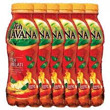 Teh Javana 350ml teh javana 350ml pet botol x 6