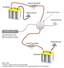 car battery wiring diagram car wiring diagrams instruction
