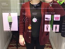 ralph lauren interactive mirrors business insider