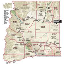 Winthrop Washington Map by A 51st State Called Liberty Would Have Political Clout And An Ag