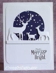 a scrapjourney snow is falling snowmen winter cards