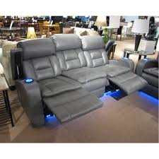 Reclining Couches Reclining Sofa W Power 467 52phrp Graphite Furniture Factory Direct