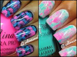 8 quick and easy nail polish designs get lazy and opt for decals