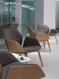 Reception Lounge Chairs Ginkgo Lounge Low Back Chairs From Davis Furniture Neocon2016