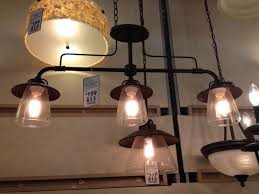 decorating edison light fixtures by lowes kitchens for kitchen