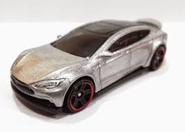 porsche matchbox tesla model s is now available as matchbox and wheels toy car