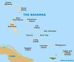 bahamas on a world map nassau maps and orientation nassau new providence island bahamas