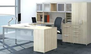 L Shaped Office Desk With Hutch Office Desk New Office Desks Gallery Desk L Shaped With Hutch