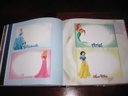 personalized autograph books 34 best disney autograph book images on disney