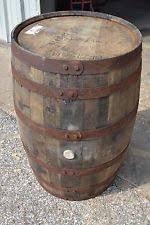 wooden whiskey barrels antiques ebay