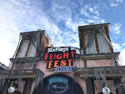 Six Flags In California Address Planning Your Visit To Fright Fest At Six Flags Over Georgia