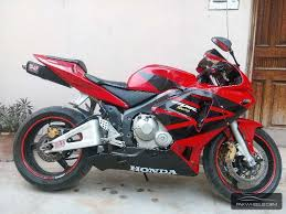 honda 600 bike for sale used honda cbr 600rr 2004 bike for sale in lahore 146688 pakwheels