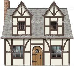 English Tudor Style House Tudor Style Clip Art Vector Images U0026 Illustrations Istock