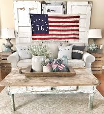 4th of july living room decor ideas bless this nest
