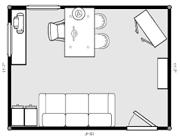 home office floor plans i like the idea of a a desk for my computer as
