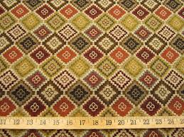1 2 yards pattern tapestry upholstery fabric
