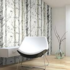 peel and stick wallpaper roommates rmk9047wp birch trees peel and stick wallpaper décor