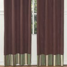 Emerald Green Curtain Panels by Living Room Brown Curtains Brown Curtains And Drapes