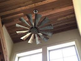 vintage industrial ceiling fans best 25 windmill ceiling fan ideas on pinterest designer rustic