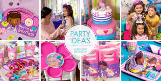 doc mcstuffins party supplies doc mcstuffins birthday ideas