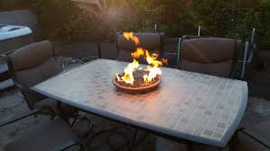 unique fire pits download tabletop fire pits solidaria garden